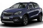 Фото: Opel Mokka цвет Royal Blue