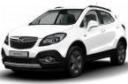 Фото: Opel Mokka цвет Summit White