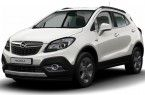 Фото: Opel Mokka цвет Sovereign Silver