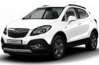 Фото: Opel Mokka цвет Snow Flake White