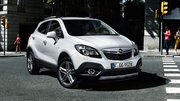 Фото: Opel Mokka 2014