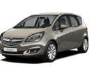 Фото: Opel Meriva 2014 цвет Pepper Dust