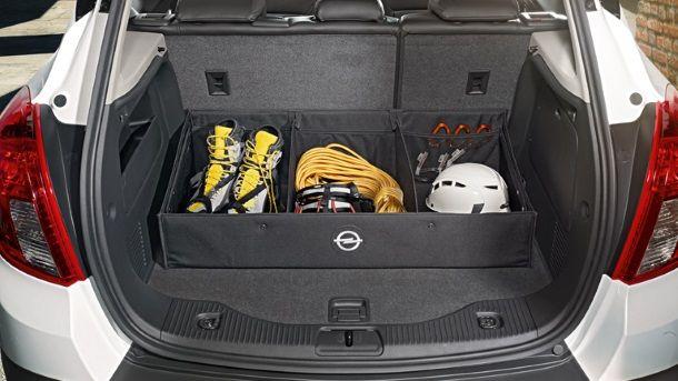Фото: Вместительный багажник с максимальным объемом 785 литров