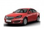 Фото: Opel Insignia цвет Power Red