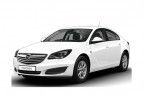 Фото: Opel Insignia цвет Summit White