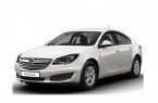 Фото: Opel Insignia цвет Sovereign Silver