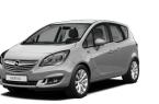 Фото: Opel Meriva 2014 цвет Silver Lake