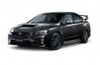 Фото: Subaru Impreza WRX STI цвет Crystal Black Silica