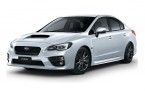 Фото: Subaru WRX 2014 цвет Ice Silver Metallic