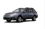 Фото: Subaru Outback 2014 цвет Carbide Gray Metallic