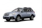 Фото: Subaru Outback 2014 цвет Ice Silver Metallic