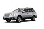 Фото: Subaru Outback 2014 цвет Tungsten Metallic