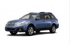 Фото: Subaru Outback 2014 цвет Twilight Blue Metallic