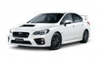Фото: Subaru Impreza WRX STI цвет Crystal White Pearl