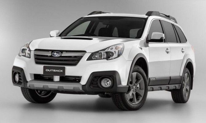 Фото: Subaru Outback 2014