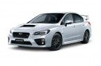 Фото: Subaru Impreza WRX STI цвет Ice Silver Metallic