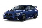 Фото: Subaru Impreza WRX STI цвет Galaxy Blue Silica