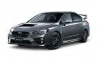 Фото: Subaru Impreza WRX STI цвет Dark Grey Metallic