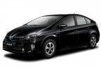 Фото: Toyota Prius ZVW30 цвет черный неметаллик