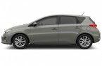 Фото: Toyota Auris 2013 цвет серый