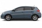 Фото: Toyota Auris 2013 цвет светло-синий