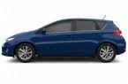Фото: Toyota Auris 2013 цвет синий
