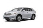 Фото: Toyota Venza цвет Classic Silver Metallic