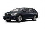 Фото: Toyota Venza цвет Cosmic Gray Mica