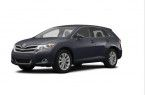 Фото: Toyota Venza цвет Magnetic Gray Metallic