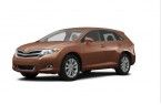 Фото: Toyota Venza цвет Sunset Bronze Mica