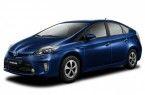 Фото: Toyota Prius ZVW30 цвет темно-синий