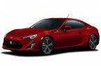 Фото: Toyota GT-86 цвет красный неметаллик