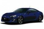 Фото: Toyota GT-86 цвет синий