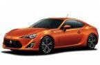 Фото: Toyota GT-86 цвет оранжевый
