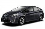 Фото: Toyota Prius ZVW30 цвет серый