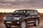 Фото: Toyota Land Cruiser 200