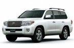 Фото: Toyota Land Cruiser 200 цвет белый неметаллик