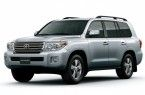 Фото: Toyota Land Cruiser 200 цвет серебристый