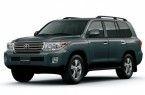 Фото: Toyota Land Cruiser 200 цвет пепельно-серый
