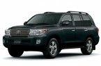 Фото: Toyota Land Cruiser 200 цвет черный