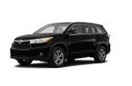 Фото: Toyota Highlander 2014 цвет Attitude Black Metallic