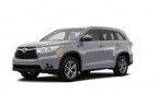 Фото: Toyota Highlander 2014 цвет Silver Sky Metallic