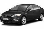 Фото: Ford Mondeo 4 цвет Panther Black