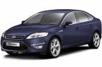Фото: Ford Mondeo 4 цвет Ink Blue