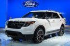 Фото: Ford Explorer 2014