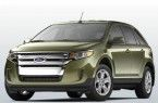 Фото: Ford Edge цвет Ginger Ale Metallic