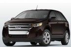 Фото: Ford Edge цвет Kodiak Brown Metallic