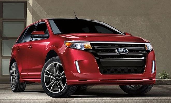 Фото: Ford Edge 2014