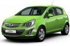 Фото: Opel Corsa цвет Grasshopper