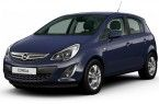 Фото: Opel Corsa цвет Royal Blue